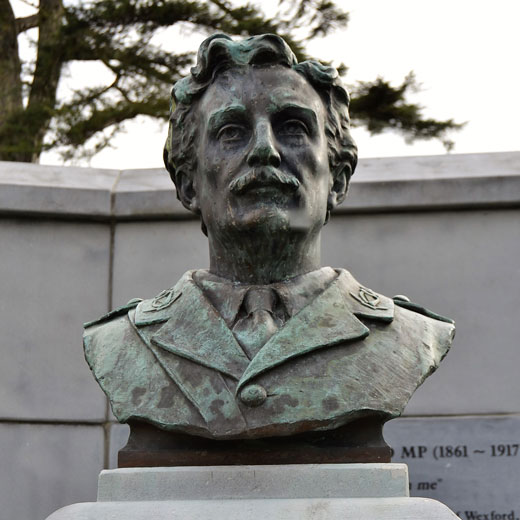 Willie Redmond Bust